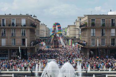 """Deux millions de visiteurs ont célébré """"Un Été au Havre, 2017"""""""