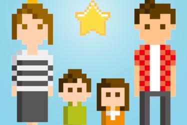 Génération-pixel : les jeux vidéo en famille !