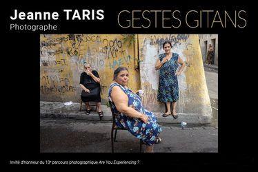 Gestes Gitans - Are you experiencing ?
