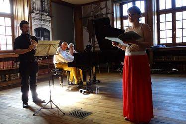 Du classique au romantisme - Groupe Erato