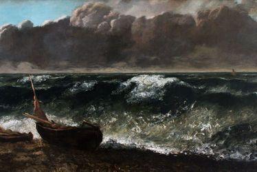 Visite commentée sépciale Courbet