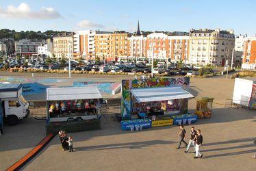 Foire Au Coup de Vent - Plage du Havre