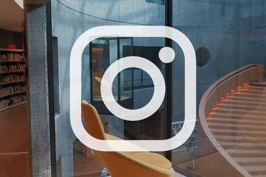 #InstaMeet : la bibliothèque Oscar Niemeyer sur Instagram