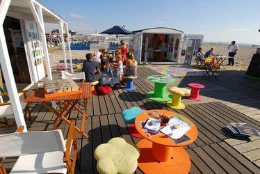 Eco-cabane de la plage