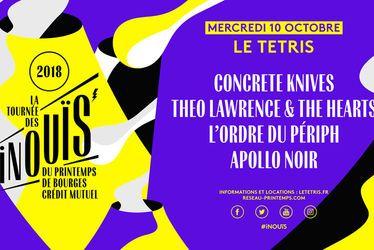 La tournée des Inouis du Printemps de Bourges #5
