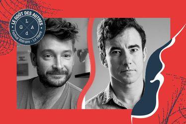 François Beaune et Yamen Manai, écrivains, invités du Festival littéraire Le Goût des Autres 2019
