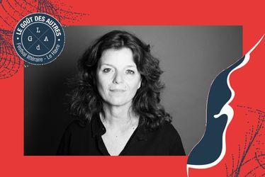 Maylis de Kerangal, romancière, invitée du Festival littéraire Le Goût des Autres 2019