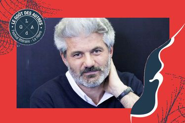 Laurent Gaudé, écrivain, invité du Festival littéraire Le Goût des Autres 2019