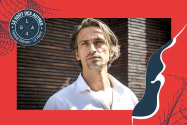 Nicolas Fargues, écrivain itinérant, invité du Festival littéraire Le Goût des Autres 2019