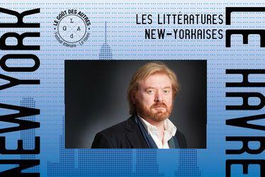"""R.J. Ellory : """"Je suis un romantique dans l'âme"""" - Festival littéraire Le Goût des Autres 2018"""