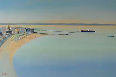 L H - Ligne(s) d'horizon(s) d'Anne-Marie Guilleman