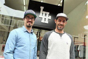 Alix et Hugo Froumentin Chesnel, co-fondateurs de la marque « LH Original »