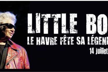 Le Havre fête sa légende Little Bob