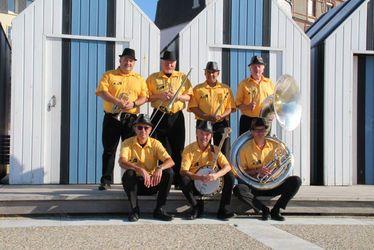 Louisiane and Caux jazz band (Jazz band)