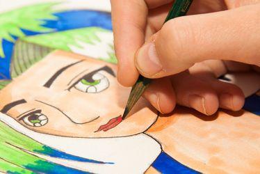 Manga'Mania : atelier dessin