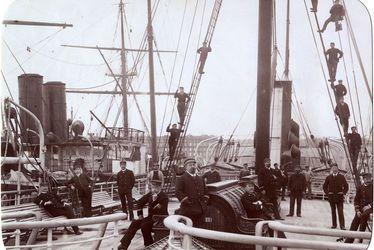 Les marins d'autrefois - LH Port Center