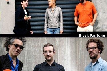 Black Pantone (Jazz) + Jérémy Bruger Trio (Jazz)
