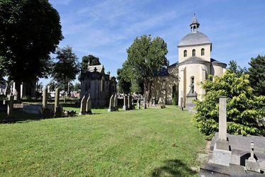 Chapelle du cimetière Sainte-Marie
