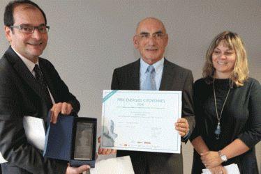 La Ville du Havre récompensée du prix Energies Citoyennes