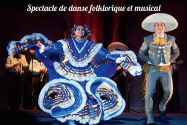 Le grand ballet de San Luis Potosi - Mexico