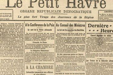À la Une : petite histoire de la presse en France