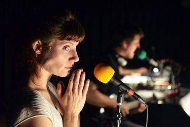 Atelier radiophonique