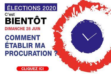 Élections municipales 2020 : comment établir ma procuration ?