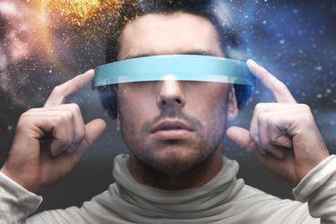Projections immersives : dans la peau d'un astronaute