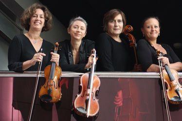 Un Quatuor en Australie ! - Escale australienne