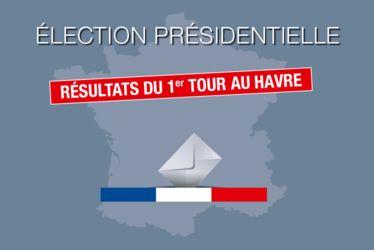 Élection présidentielle : résultats du 1er tour au Havre