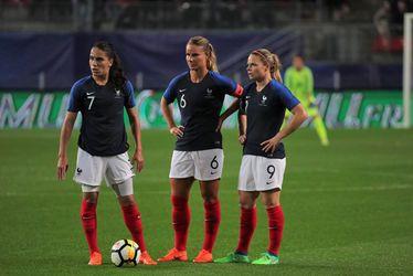 France Féminine - Mexique