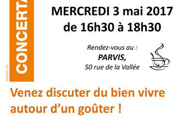 Café débat - Votre quartier aujourd'hui et demain / Vallée Béreult-Graville La Vallée