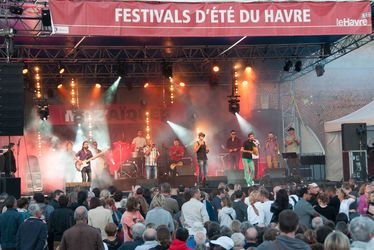 moZ'aïque - Festival des Musiques des Mondes