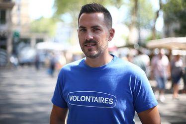 """Sébastien Valinducq (40 ans - Docker), ambassadeur de la Coupe du Monde Féminine de la FIFA™, France 2019 : """"Apporter aux visiteurs le premier sourire de bienvenue"""""""