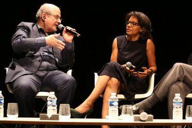 Salman Rushdie ouvre avec panache la 5e édition du LH Forum