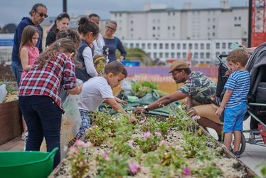 """Le Havre lauréate des Villes Positives pour son projet """"Demain Danton"""""""