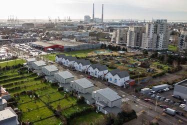 La rénovation urbaine de Vallée Béreult - Graville la Vallée