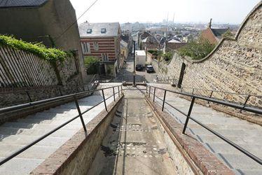 Du street art pour valoriser l'escalier Montmorency
