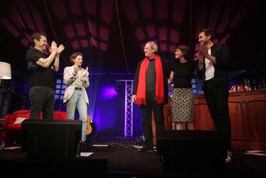 Excursion, Paul Auster : Irène, Jérôme, Emmanuel, Raphaël...et Paul - Création Festival littéraire Le Goût des Autres