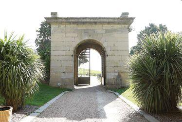 Mécénat - Porte d'honneur des Jardins Suspendus, entrez par la grande porte !