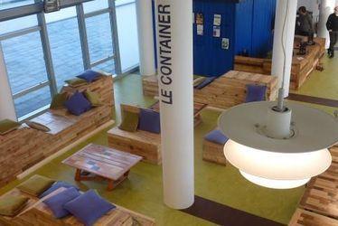 Le Container - cantine numérique du Havre - vous ouvre ses portes
