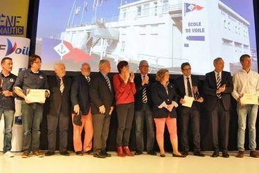 La Société des Régates du Havre (SRH) élue « Club sportif de l'année 2015 »