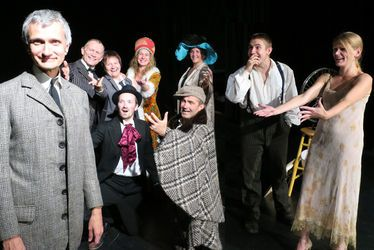 Le Théâtre de l'Impossible espère décrocher un prix national au festival FESTHEA à Tours