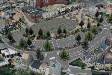 Place Vavasseur : une nouvelle grande place à vivre pour Sanvic