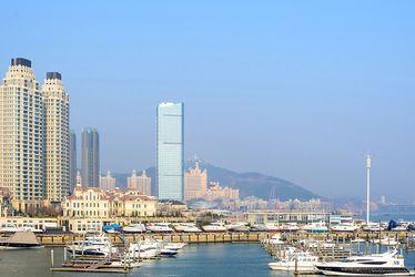 Dalian, ville portuaire chinoise, jumelée au Havre depuis 1985