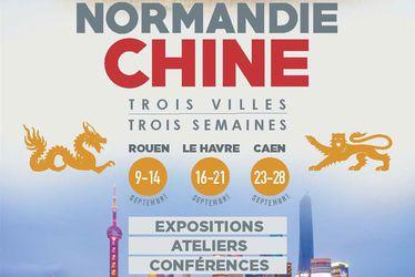 Chine-Normandie : trois villes, trois semaines, trois thèmes