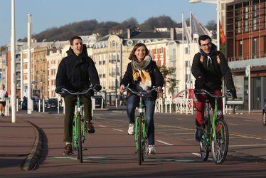 Une ville facile à vivre - Le Havre compte 120 kilomètres de pistes cyclables