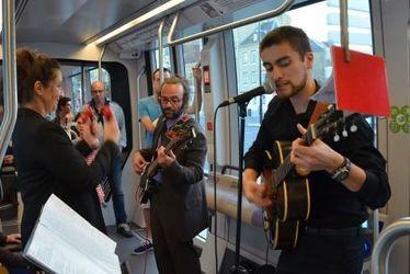 Concerts mobiles : laissez-vous transporter par la musique !