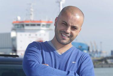 Mohamed Zeghoudi, fondateur de Crewlines, propose des services d'accompagnement et d'assistance à destination des équipages des compagnies maritimes