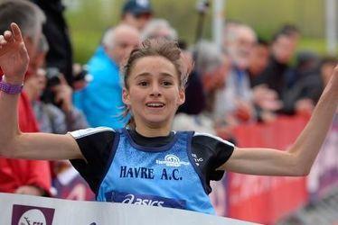 Semi-marathon : Jacqueline Gandar (HAC) bat le record de France